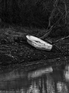 Solitary Boat I