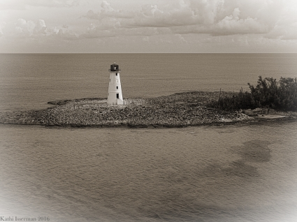 Island Lighthouse I
