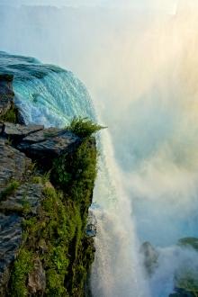 Over the Falls II